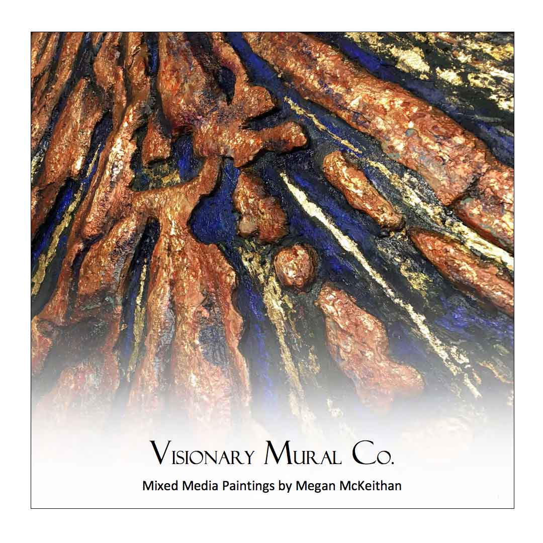 Visionary Mural Co Fine Art Mixed Media Brochure 2018