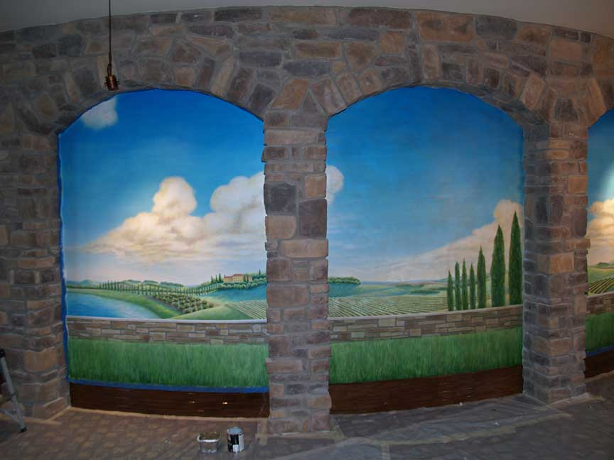 parkland-tuscan-mural-antique-compare