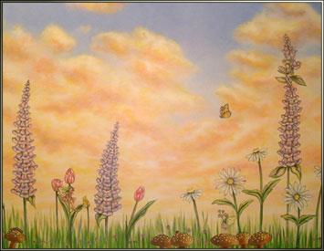 Testimonial from custom mural client