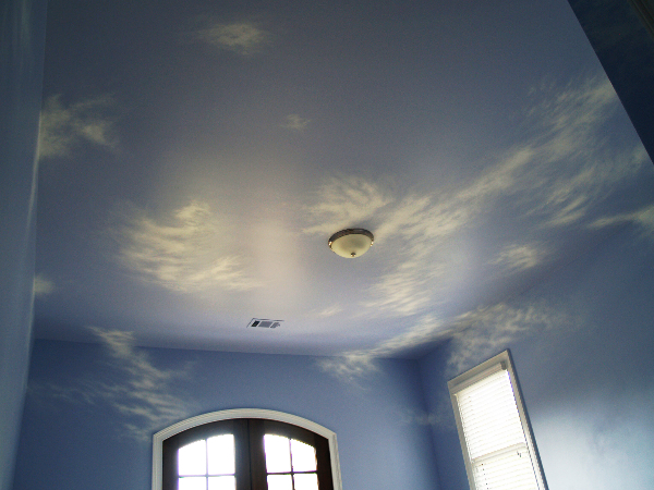 Sky Murals Endless Possibilities With